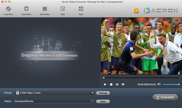 4K Video Converter - Convert Sony FDR-AX53 4K XAVC S for FCP, iMovie, Avid